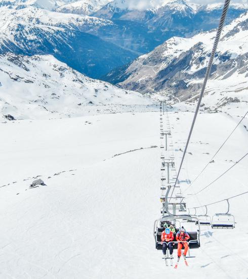3 endroits où partir skier à maximum 5 heures de route