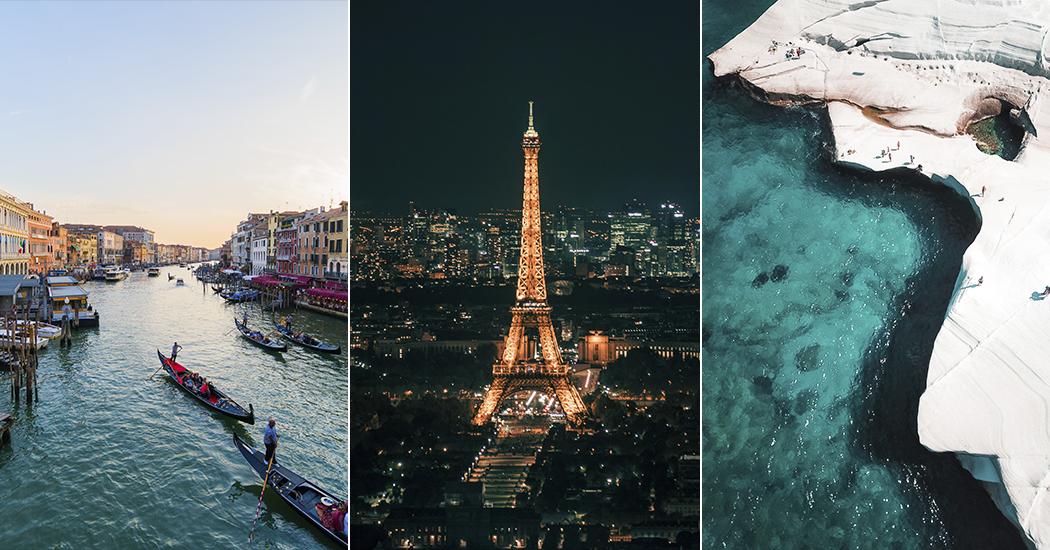 7 destinations classiques et leurs alternatives plus originales