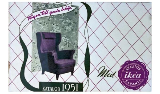 Ingvar Kamprad: des allumettes aux meubles en kit - 1