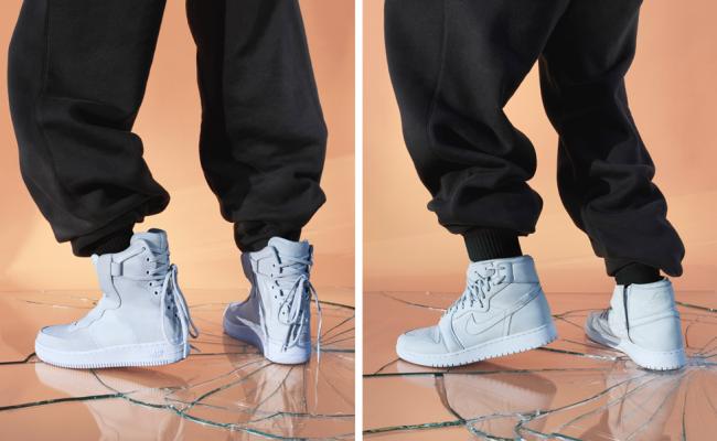 Deux baskets iconiques de Nike mises entre les mains de 14 femmes 150*150