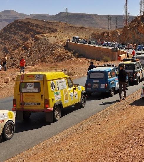 4L Trophy: un rallye pour aider les enfants marocains
