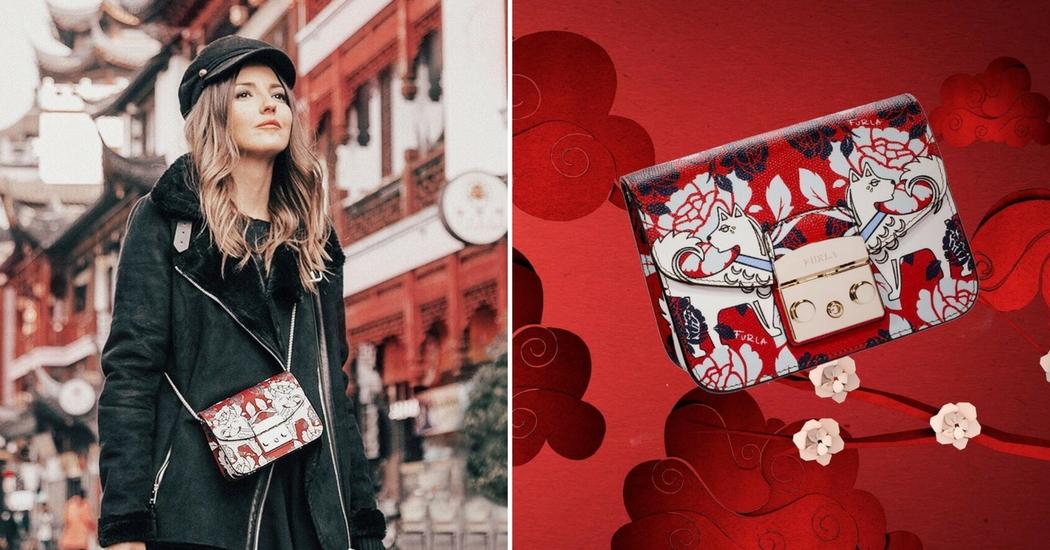 Crush of the day: Furla fête le nouvel an chinois avec un nouveau motif