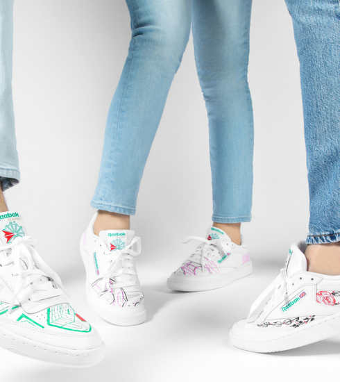 Crush of the day: Sarenza x L'Encrerie x Reebok