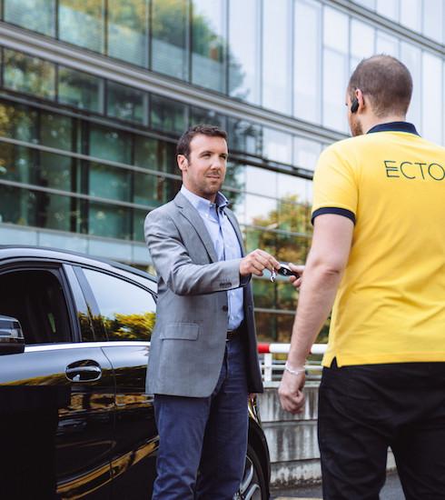 Verdict: le nouveau service voiturier Ector Parking