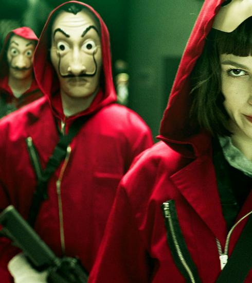 Ne manquez pas Casa de Papel, la dernière pépite Netflix
