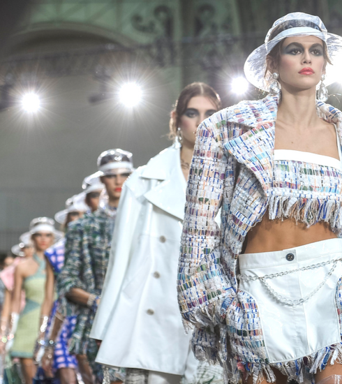 Chanel lance ses playlists Chanel Show Soundtracks sur Apple Music