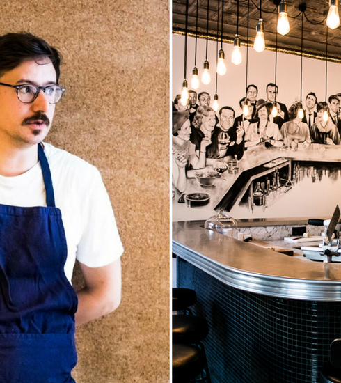 Bruxelles: le chef du restaurant Orties au comptoir du Classico le temps d'une soirée