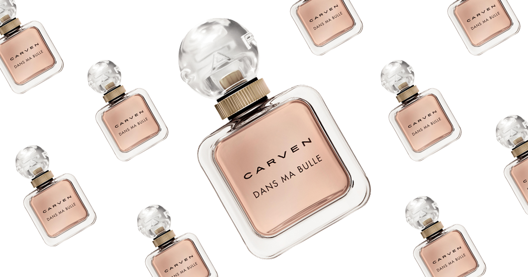 Crush of the day: Dans ma bulle, le nouveau parfum Carven