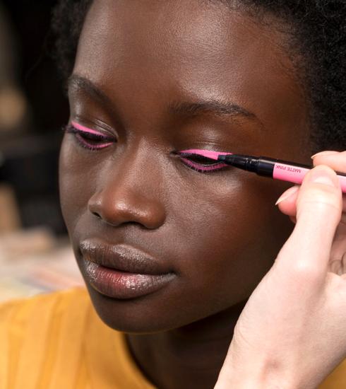 Fashion week de Paris: le makeup du défilé Dior automne-hiver 2018-2019