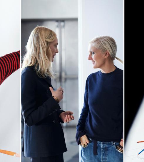 Dior dévoile sa campagne prêt-à-porter printemps-été 2018