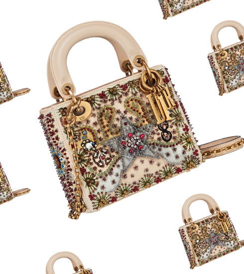 Crush of the day: le sac Lady Dior Croisière 2018