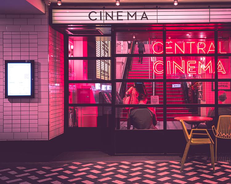 cinéma pour la saint valentin