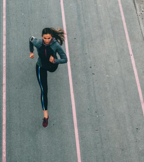 Running: les 5 conseils de la sprinteuse Naomi Sedney pour s'y mettre