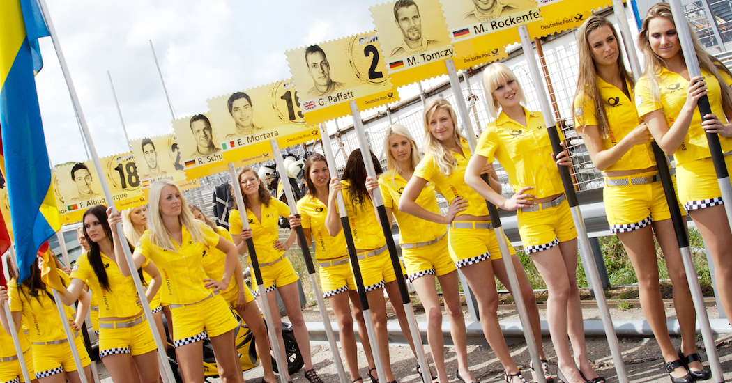 Les Grid girls en Formule 1, c'est terminé!