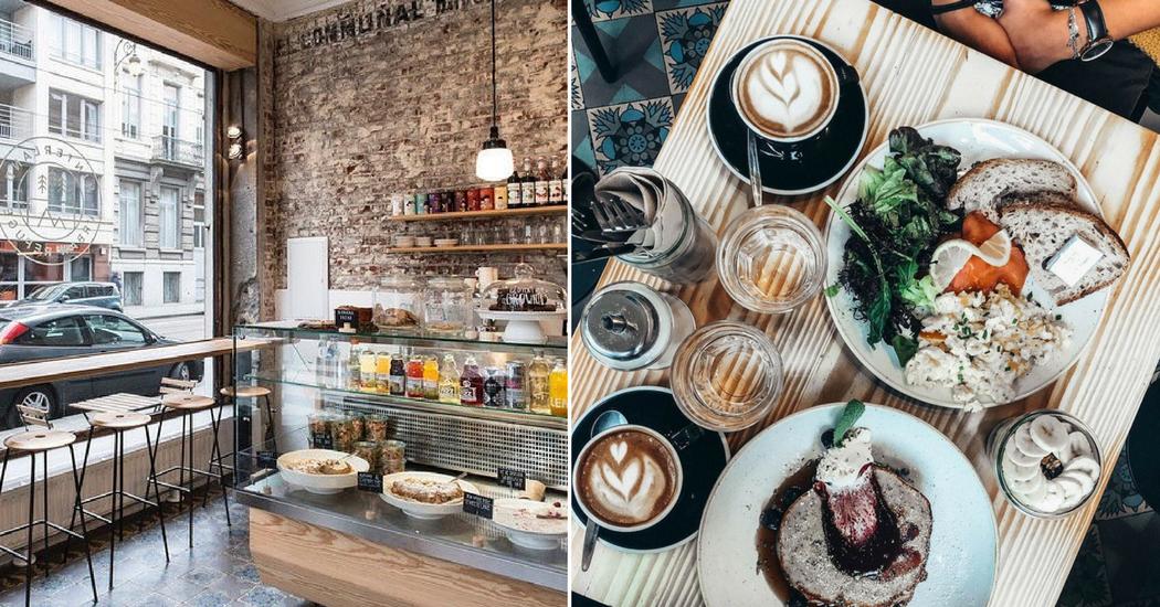Hotspots : 7 cafés où travailler à Bruxelles