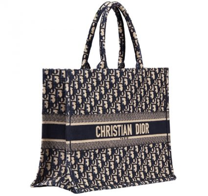 "Dior ""Tote book bag"""