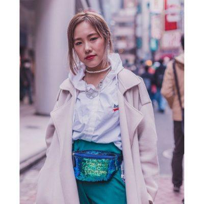 Les street styles repérés à la Fashion Week de Tokyo 150*150