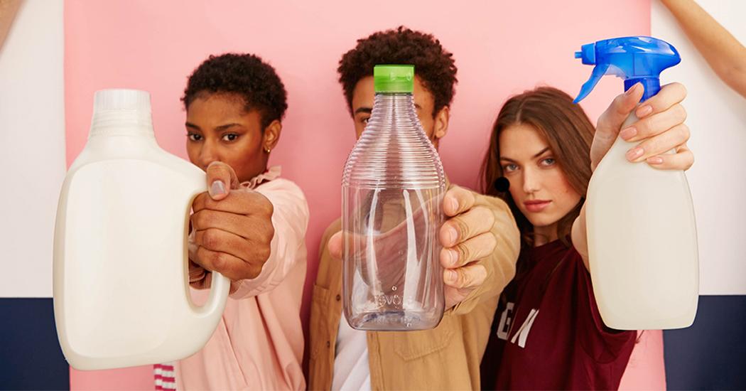 Remportez un coffret Ecover et luttez contre le plastique à usage unique !
