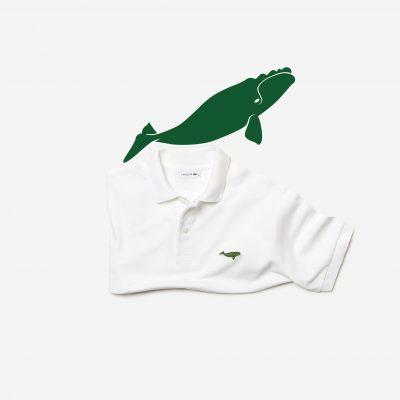 Save our species : le célèbre crocodile Lacoste remplacé par des espèces menacées 150*150