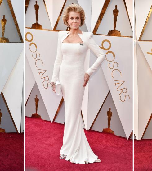Oscars 2018: les plus belles tenues du tapis rouge