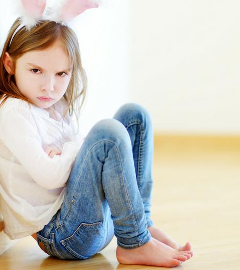 La phrase magique pour qu'un enfant arrête de faire une crise
