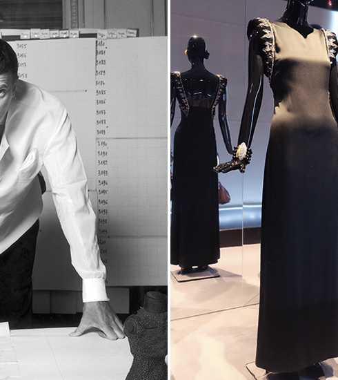 Décès du couturier Hubert de Givenchy