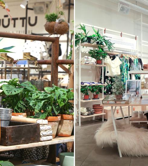 Bruxelles: à la découverte du concept store belge JUTTU