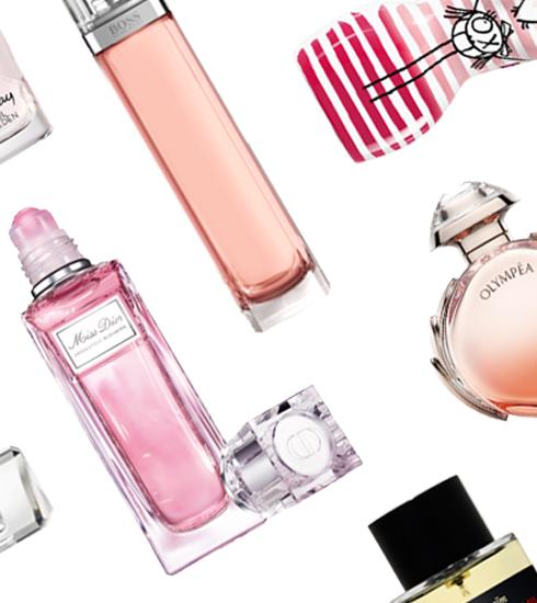 Parfums: notre sélection fleurie pour le printemps