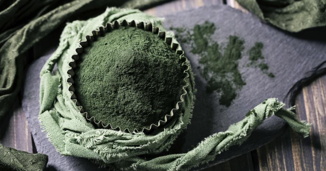 La spiruline, une super algue bourrée de bienfaits santé