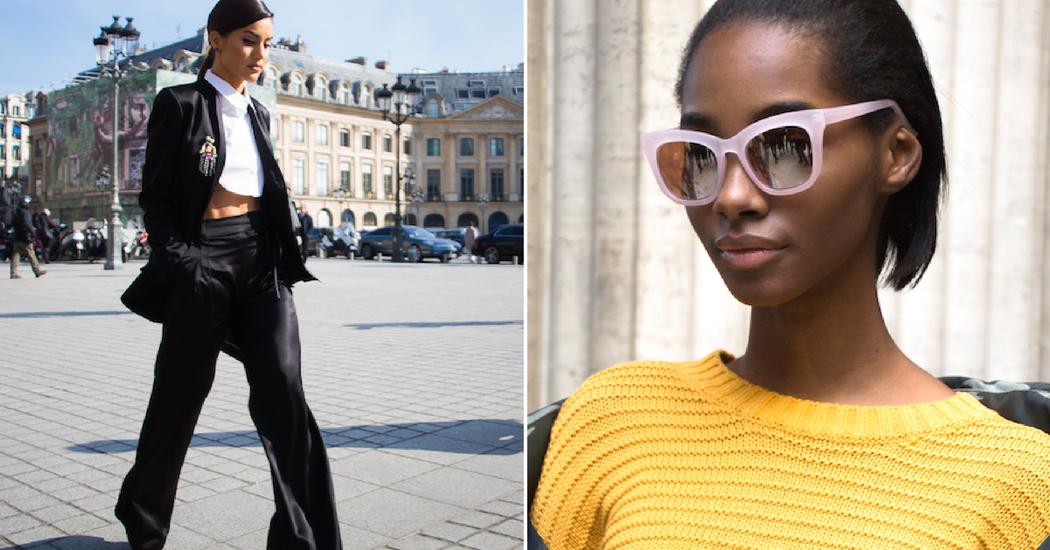 Paris Fashion Week: les plus beaux streetstyles repérés