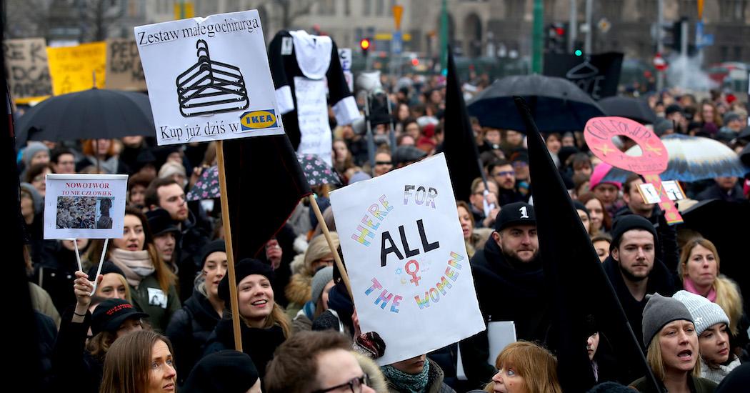 IVG: un droit réellement acquis partout en Europe?