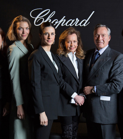 Bijoux: Chopard n'utilisera plus que de l'Or Ethique