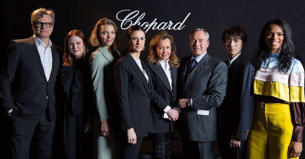 Bijoux: Chopard n'utilisera plus que de l'Or Ethique