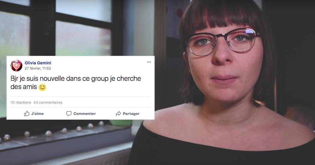"""""""Être ado en 2018"""": Marie dénonce le harcèlement sur les réseaux sociaux"""