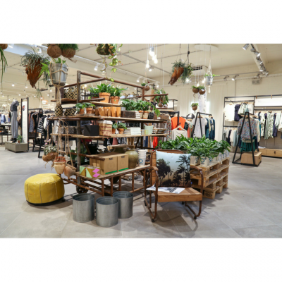 Bruxelles: à la découverte du concept store belge JUTTU 150*150