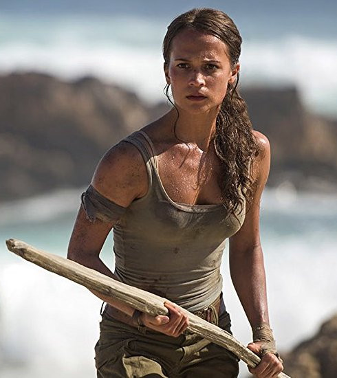 Tomb Raider: Alicia Vikander jugée «trop plate» pour incarner Lara Croft