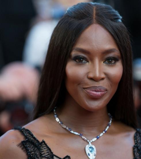 Naomi Campbell appelle au lancement d'un Vogue Afrique