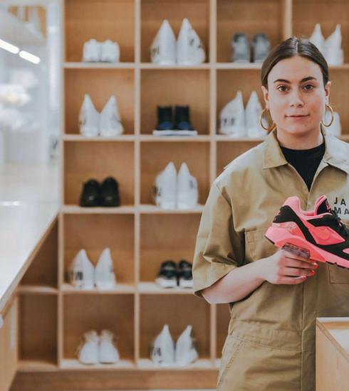 Le sneaker store size? débarque en Belgique
