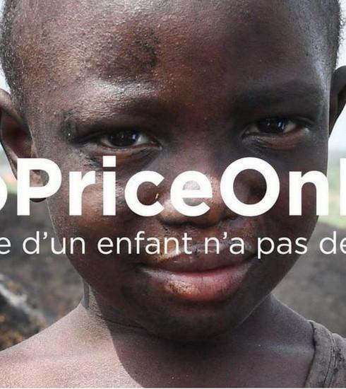 No Price On Kids: quand Unicef utilise Instagram Shopping pour sensibiliser à la traite des enfants