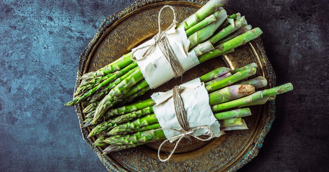 3 raisons de consommer l'asperge verte, le légume du printemps