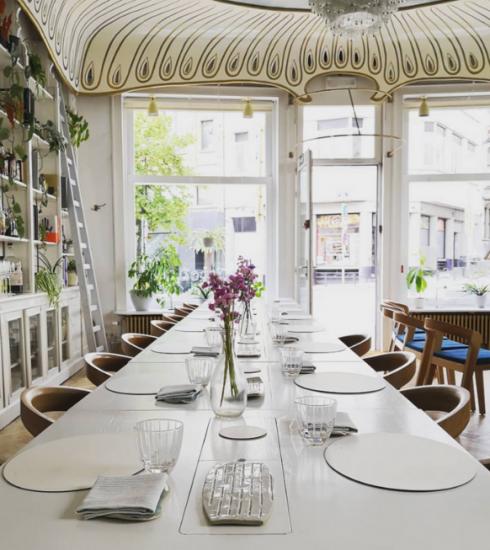 Bruxelles : 6 restaurants végétariens qu'on adore