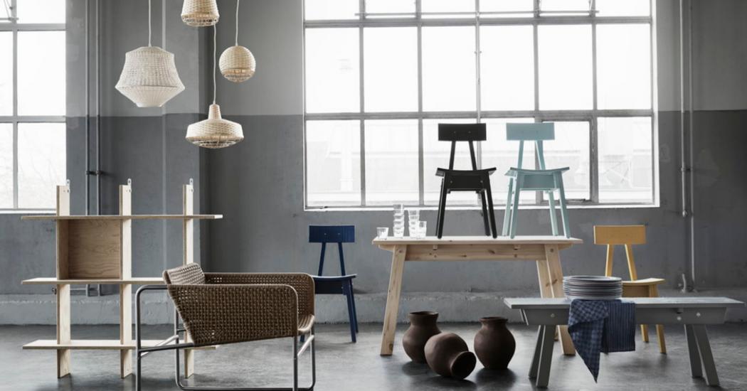 INDUSTRIELL: la collection parfaitement imparfaite entre IKEA et Piet Hein Eek