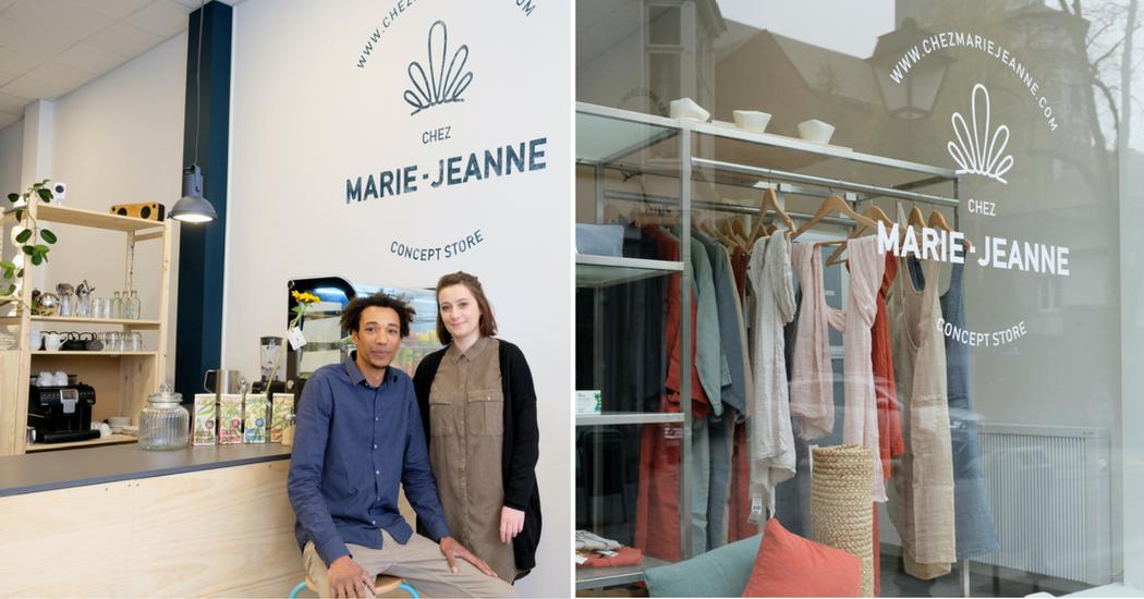Liège: Chez Marie-Jeanne, on découvre le chanvre sous tous ses aspects