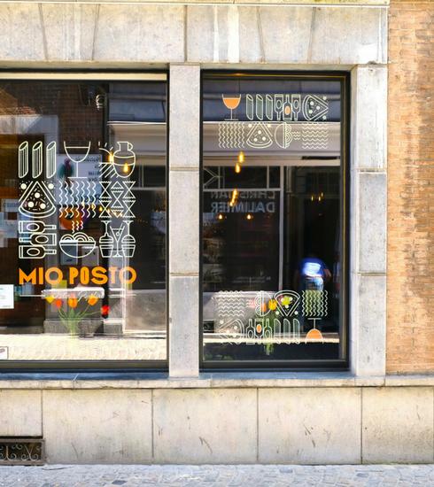 Osteria Mio Posto, le resto italien gourmand et chaleureux au coeur de Liège