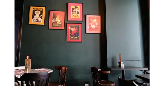 Osteria Mio Posto, le resto italien gourmand et chaleureux au coeur de Liège 150*150