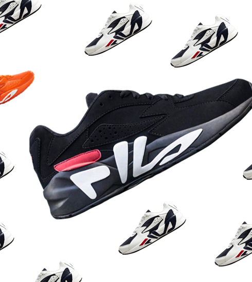 Crush of the day: Fila relance sa basket MindBlower