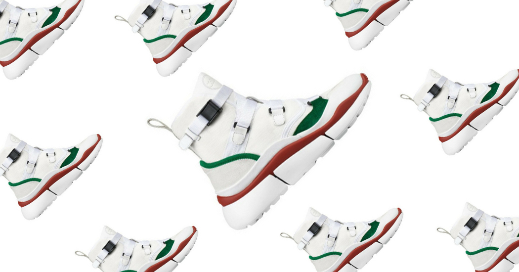 Crush of the day: les sneakers «Sonnie» de Chloé