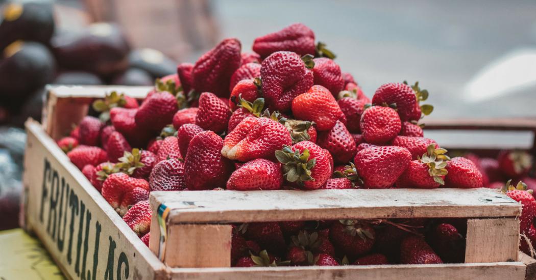 3 bonnes raisons de consommer la fraise, le fruit du mois de mai