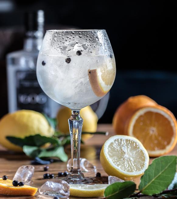 Recette : 3 manières de revisiter le gin tonic