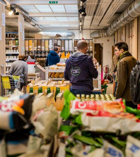 Le supermarché coopératif et participatif: une alternative pour nos achats?